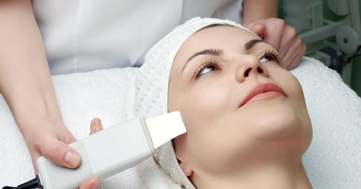 Ultrazvuk lica